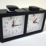 Reloj de Ajedrez analógico