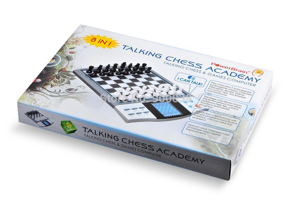 Ajedrez electrónico para principiantes