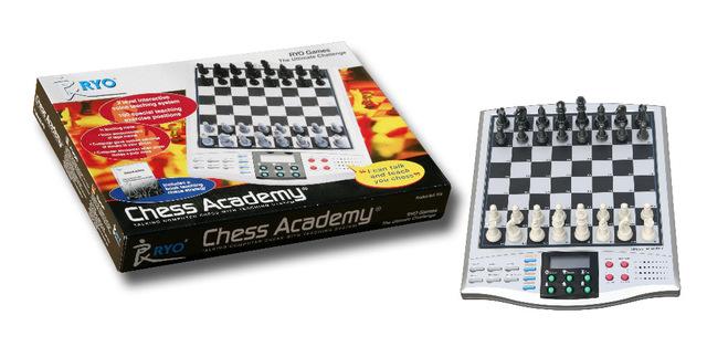 Ajedrez Electrónico para entrenar Chess Academy