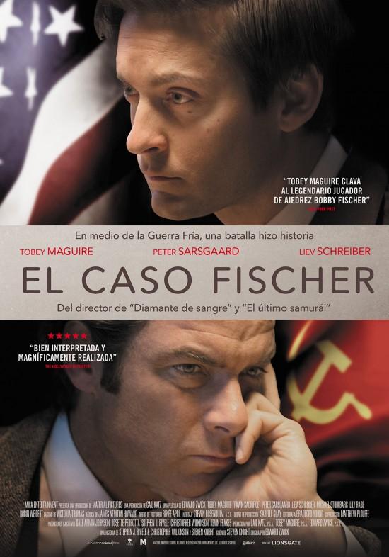La pelicula de Boby Fischer - El Caso Fischer