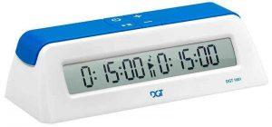 Reloj digital ajedrez DGT 1001 blanco