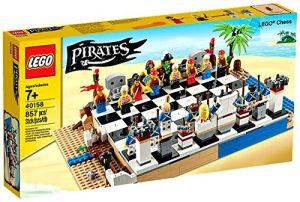 Juego de Ajedrez Lego Piratas