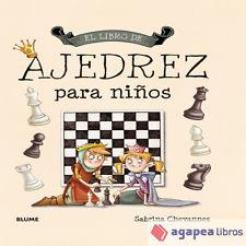 El libro de ajedrez para niños. LIBRO NUEVO. ENVÍO URGENTE (Librería Agapea)