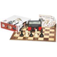 El kit completo para aprender y jugar al ajedrez