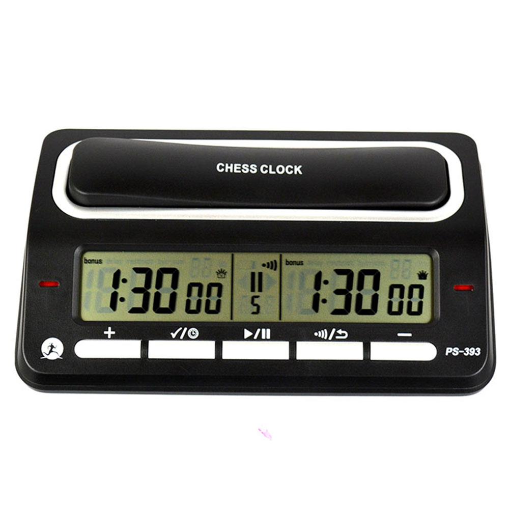 Profesional Temporizador Digital Reloj de Ajedrez Juego de Ajedrez, Ajedrez chino, I-go