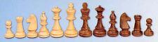 Ajedrez, Piezas de ajedrez de madera Staunton Nr 5