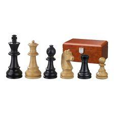 Piezas de ajedrez - Ludwig XIV - Madera - Staunton - Altura rey 65 mm