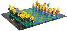 Set de ajedrez de los Simpson