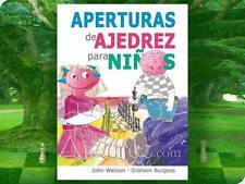ReinoAjedrez :: Libro de Ajedrez :: Aperturas de Ajedrez para Niños