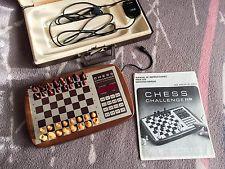 Ajedrez electrónico Chess Challenger 10