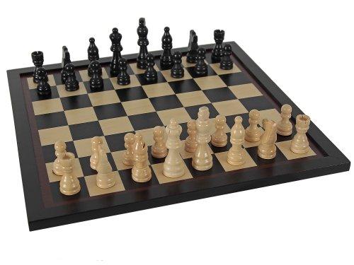 Aquamarine Games - Ajedrez Black Series, juego de mesa (Compudid CP001)