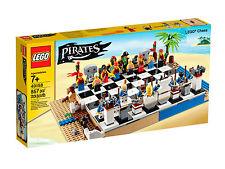 LEGO 40158 AJEDREZ (CHESS) PIRATAS. SERIE PIRATES. 857 PIEZAS. NUEVO EN CAJA.