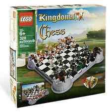 LEGO 853373 Kingdoms Schach Neu _CHESS NEW SEALED _Échecs _Ajedrez _Scacchi