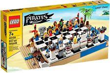 LEGO Piratas LEGO 40158 Juego de ajedrez de pirata NUEVO EMBALAJE ORIGINAL MISB
