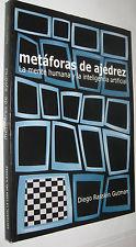 METAFORAS DE AJEDREZ - DIEGO RASSKIN - ILUSTRADO
