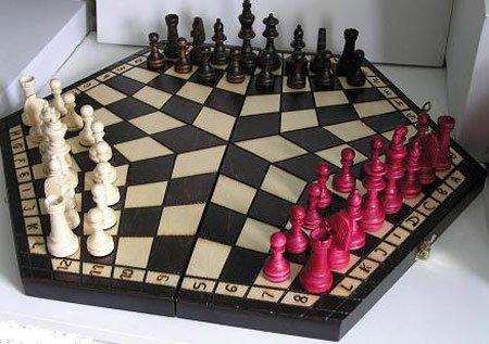 Chessebook - Ajedrez, para 3 jugadores