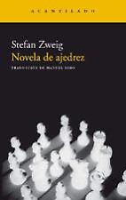 Novela De Ajedrez - Zweig Stephan