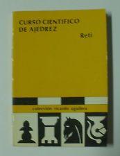 CURSO CIENTIFICO DE AJEDREZ