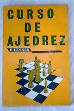 Curso de ajedrez / Lasker, Emanuel