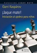 !Jaque mate!.Iniciacion ajedrez para niños. ENVÍO URGENTE (ESPAÑA)