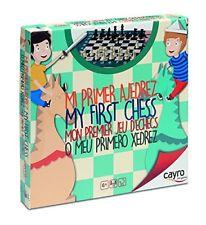 Mi Primer Ajedrez Kids ( 6 Años) Cayro 169