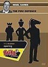 Fritz-Trainer: The Pirc Defence. DVD-ROM für Windows Vista/XP Nigel Davies