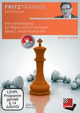 Mihail Marin ~ Pirc-Verteidigung: Ein Repertoire für Schwarz. ... 9783866814356