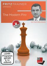 The Modern Pirc, DVD-ROM Viktor Bologan