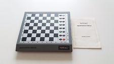Ajedrez Electrónico NOVAG Acuamarine Mileno Chess Computer (NOVAG)