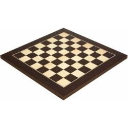 tablero de ajedrez madera