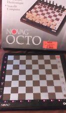 Jeu d'échecs électonique Vintage NOVAG Octo - 1986 - Chess Computer - Boxed -