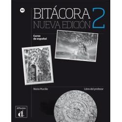 Bitácora 2 Curso de Español A2 - Livre- Méthode de langue