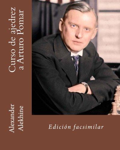 Curso de ajedrez a Arturo Pomar