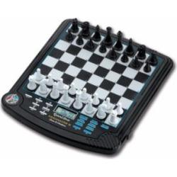 Excalibur 911E-3 King Master III Electronic Chess & Checkers Game