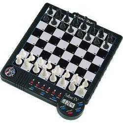 Excalibur Electronic Saber 4 Electronic Chess Game