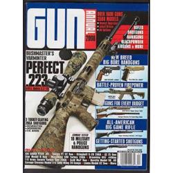 GUN ANNUAL 2008 Bushmaster .223 Smith & Wesson Para SKS Savage Ruger Benelli ++