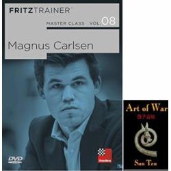 Magnus Carlsen - Master Class Vol 8 - Chess Software