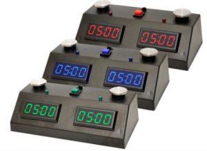 Reloj digital de ajedrez zmart fun II-3