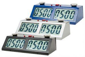 Reloj Digita de ajedrez ZMart Pro