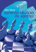 Aprenda Tacticas De Ajedrez (nueva Edicion) - Nunn John