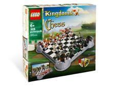 Lego Reinos Set Ajedrez