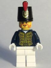 Nuevas Lego Imperial Ajedrez Rey Minifig Piratas de 40158 Soldado pi176