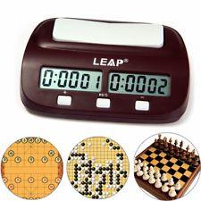 Leap Digital Juego Ajedrez Reloj I-Go Conde Arriba Abajo Compertición Cole Hogar