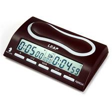 Leap PQ9903A Omnipotent Reloj de Ajedrez I-Go Conde Up Down Temporizador Casa