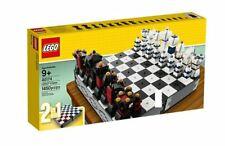 LEGO 40174 AJEDREZ AJEDREZ 2 IN 1 SET RARO EXCLUSIVO NUEVO