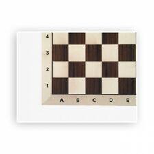 Tablero ajedrez - Arce caoba - Torneos - Tamaño de las casillas 58 mm
