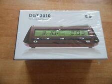 """8 elektronische Schachuhren der Marke """"DGT 2010"""" als originalverpackte Neuware"""