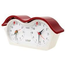 Reloj de bolsillo portátil LEAP Ajedrez cuenta hasta Down temporizador para