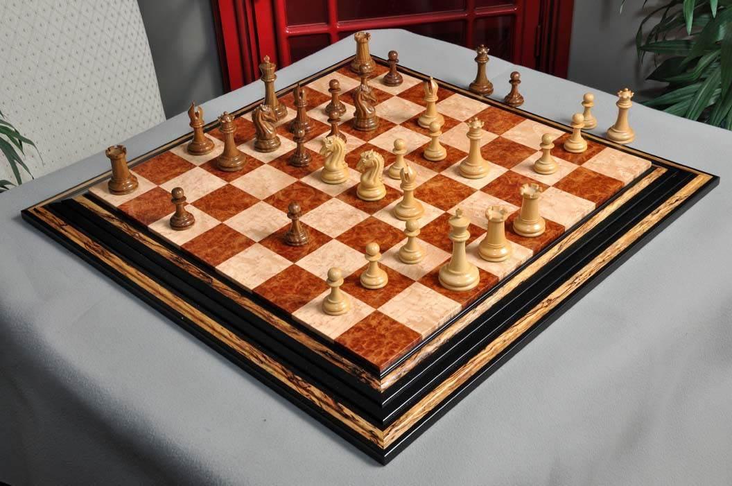 Conjunto de ajedrez de lujo Camartta