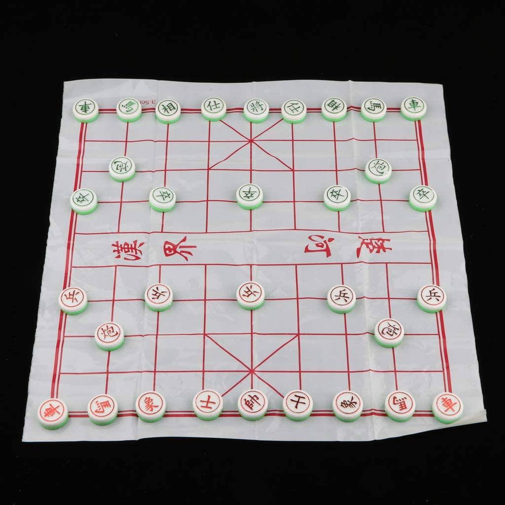 Juego de ajedrez chino básico